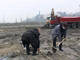 Nowoczesne boksy na odpady powstaną w Sandomierzu. Ruszyła budowa Punktu Selektywnej Zbiórki Odpadów Komunalnych [ZDJĘCIA]