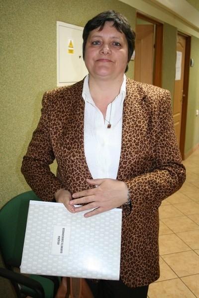 Krystyna Lewandowska