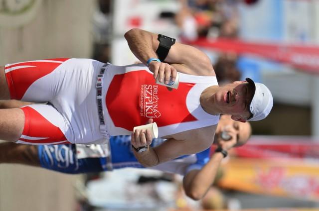 Wśród uczestników triathlonu w Sierakowie będzie też prezydent Poznania, Ryszard Grobelny