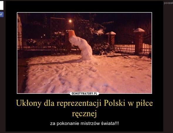 Polska-Francja. Memy po zwycięstwie biało-czerwonych