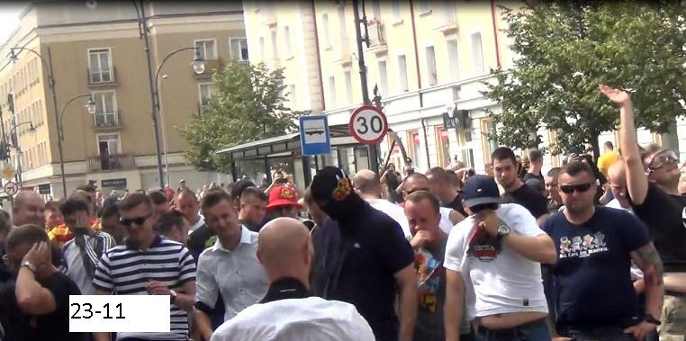 b69fa89327cc41 Białystok: Marsz Równości 2019. Policja poszukuje tych mężczyzn w związku z  zarejestrowanymi przypadkami naruszeń prawa [ZDJĘCIA] 23.07.2019