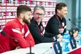 """Jerzy Brzęczek o losowaniu grup eliminacji MŚ 2022: """"Zdecydowanym faworytem jest Anglia. Historycznie nie jest to drużyna, która nam leżała"""""""