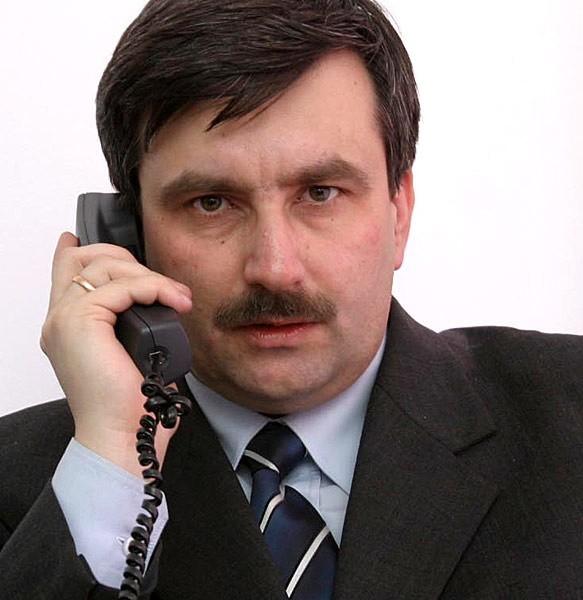 Marek Ustrobiński, wiceprezydent Rzeszowa. zapewnił, że mieszkańcy Zwięczycy będą płacić za odbiór ścieków tyle samo, co inni mieszkańcy miasta.