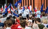 Rafał Trzaskowski w Bydgoszczy: Gdziekolwiek nie pojadę, słyszę - mamy dość!
