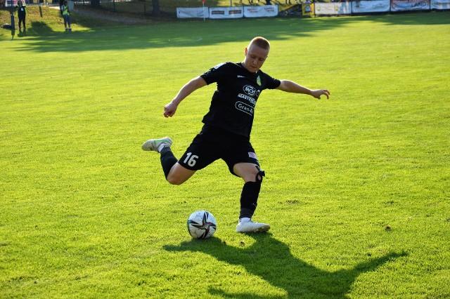 Piłkarze Lechii Zielona Góra przegrali na wyjeździe z e Ślęzą Wrocław 0:2.