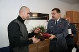 Aleksandrów. Policjanci jadą do Kosowa
