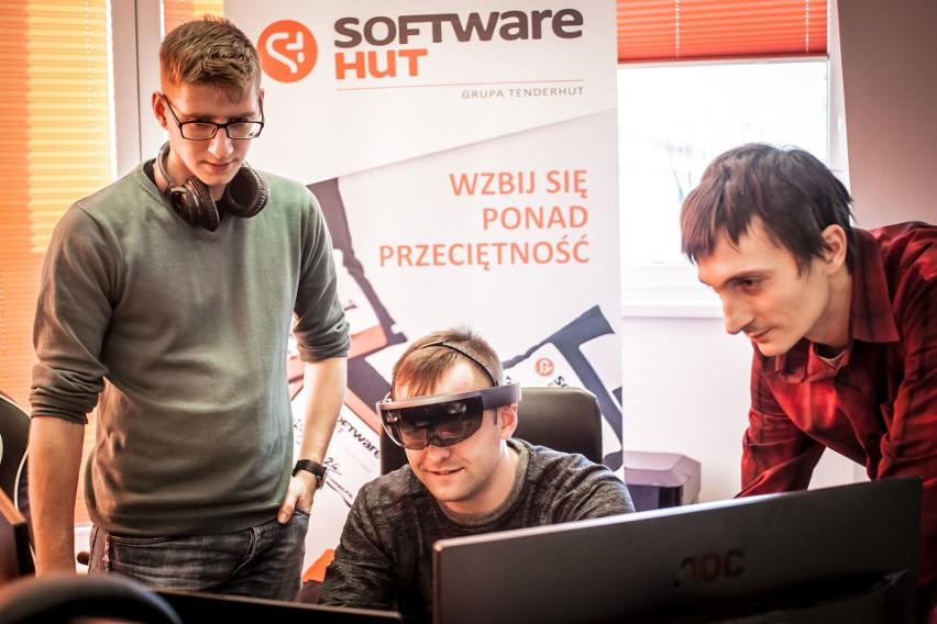 SoftwareHut jedną z trzech najszybciej rosnących firm IT w Polsce