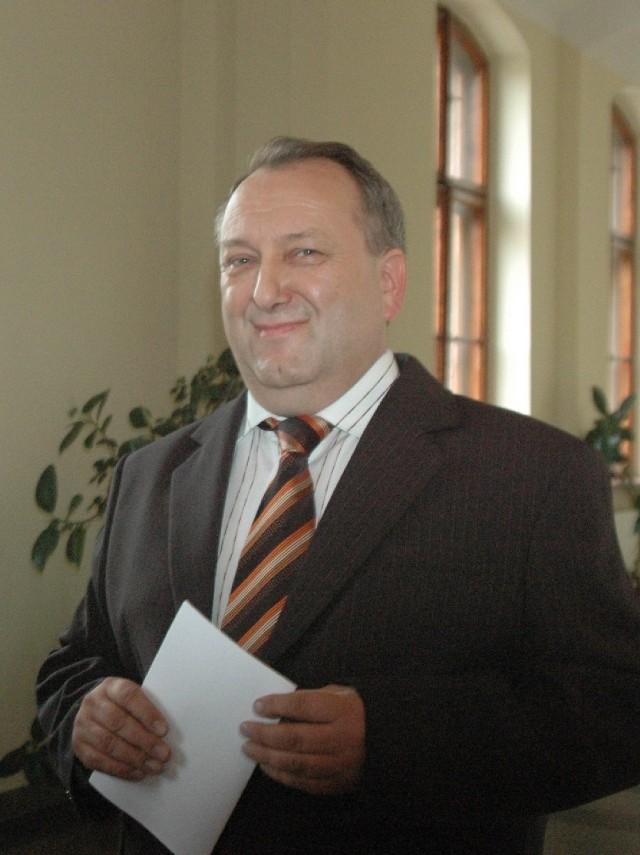 Nowym rektorem PWSZ w Głogowie będzie prof. Stanisław Czaja, ekonomista, wykładowca głogowskiej uczelni