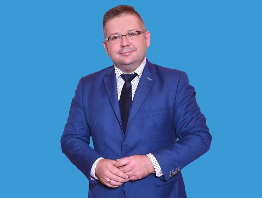 Przemysław Burek, burmistrz Iłży, podjął decyzję o...