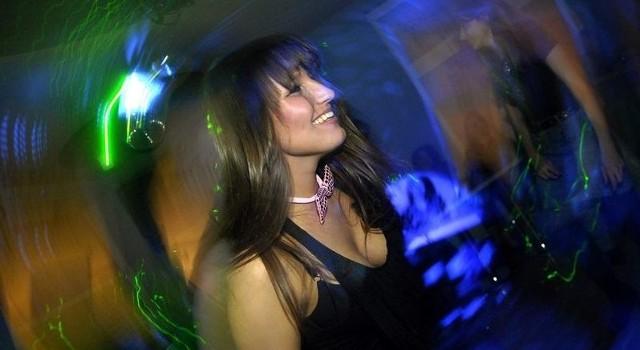Impreza w klubie Lizard