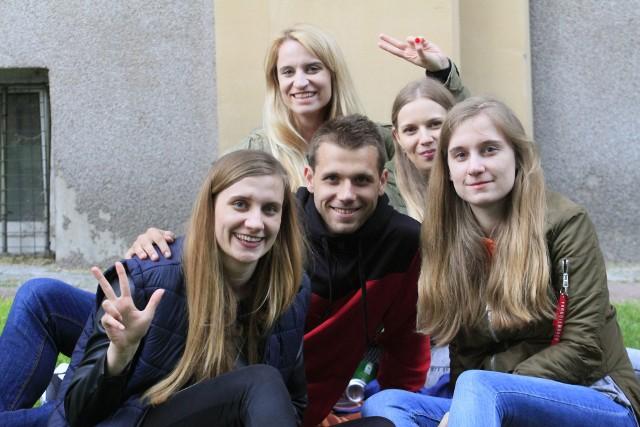 Juwenalia 2018 w Łodzi. Studenci Uniwersytetu Łódzkiego i Uniwersytetu Medycznego świętuje na osiedlu studenckim