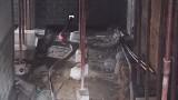 Wąbrzeźno. Wypadek przy budowie szpitala. Pod pracownikami zarwał się strop (wideo)