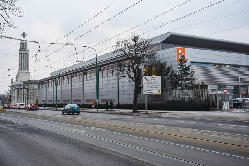 Nowe biurowce MTP mają powstać u zbiegu ul. Grunwaldzkiej, Bukowskiej, Roosevelta i Głogowskiej.