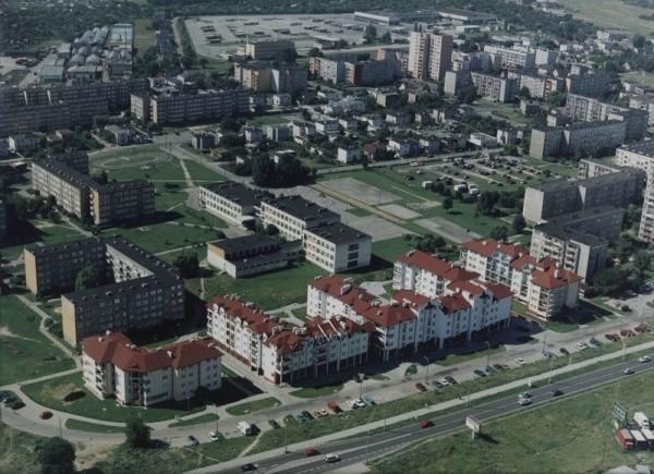 Miniosiedle BTBS na bydgoskim SzwederowieMiniosiedle BTBS przy ul. Gackowskiego na bydgoskim Szwederowie. Jest tam 176 mieszkań