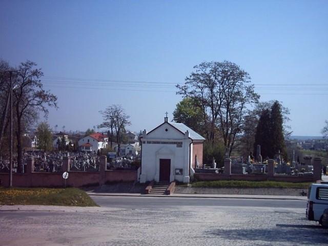 Cmentarz w Szewnie
