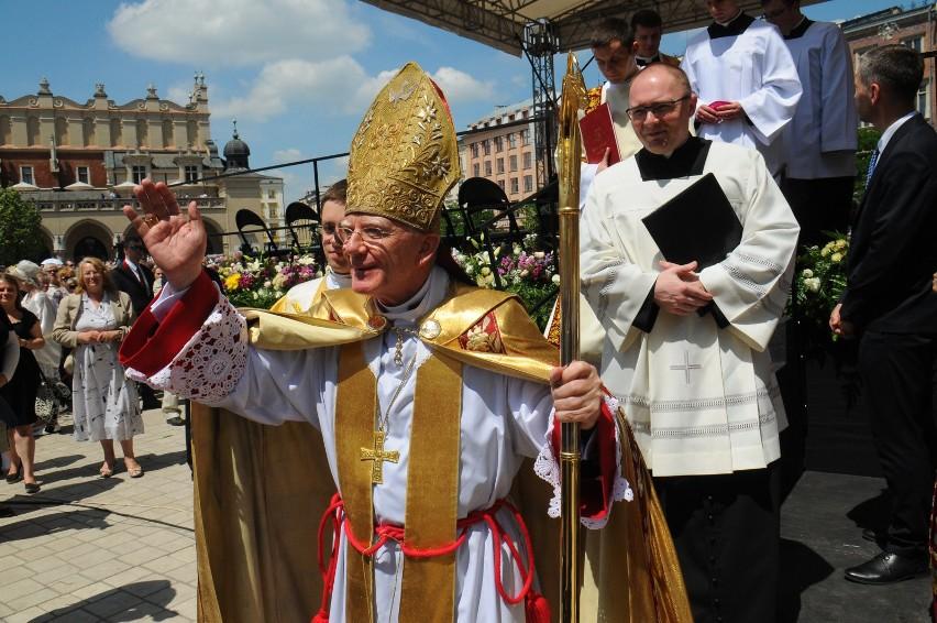 Abp Jędraszewski: Kościół krakowski ma ogromny potencjał