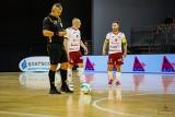 Statscore Futsal Ekstraklasa. Wysoka porażka Fit-Morning Gredara Brzeg AZS-em UW Wilanów