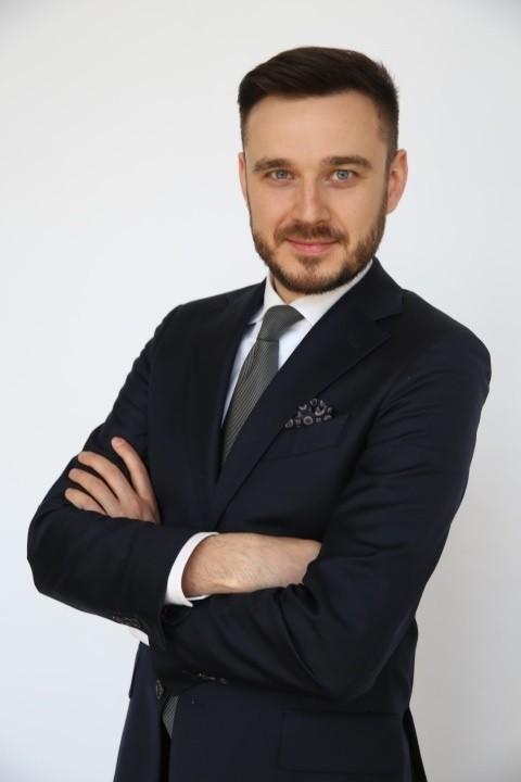Bartosz Jakubowski, Marketing Manager Poland, LMC s.r.o.