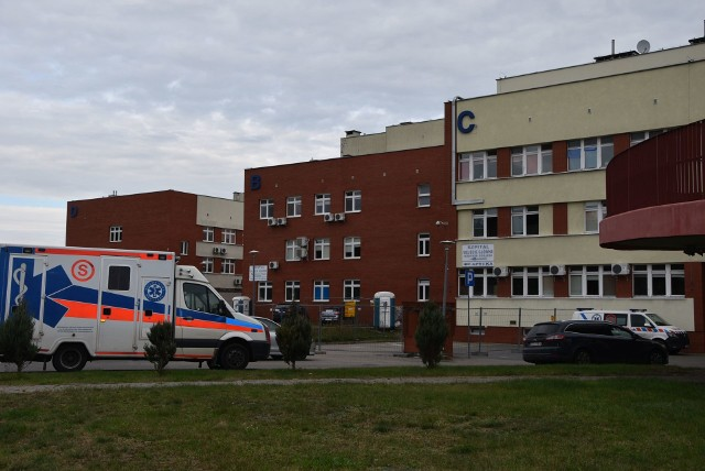 Szpital w Grudziądzu został zakwalifikowany jako II i III poziom zabezpieczenia medycznego pod względem walki z COVID-19 dla Województwa Kujawsko - Pomorskiego
