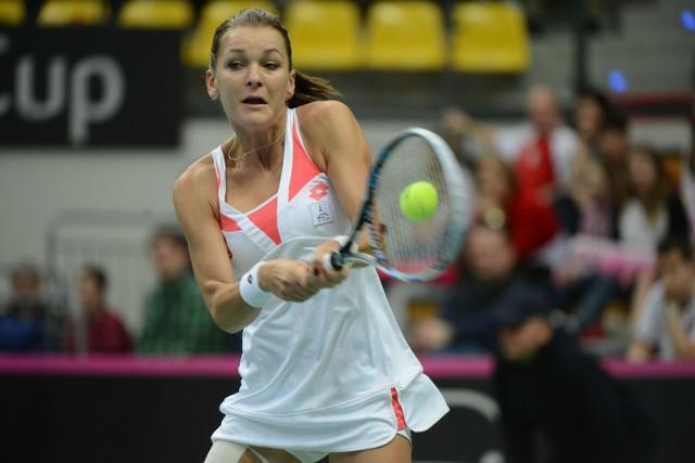 Polskie tenisistki w 2015 r. grały w Zielonej Górze ze Szwajcarią. W 2019 r. znów wystąpią w hali CRS.