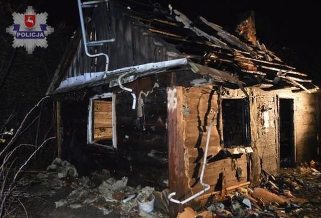 W Woskrzenicach Dużych doszło do tragicznego w skutkach pożaru