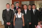 W PWSZ wręczali dyplomy bardzo szczęśliwym absolwentom