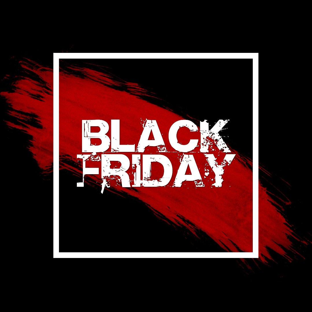 c75774998b24f Black Friday 2018 - CZARNY PIĄTEK [LISTA SKLEPÓW, GALERIE HANDLOWE ...
