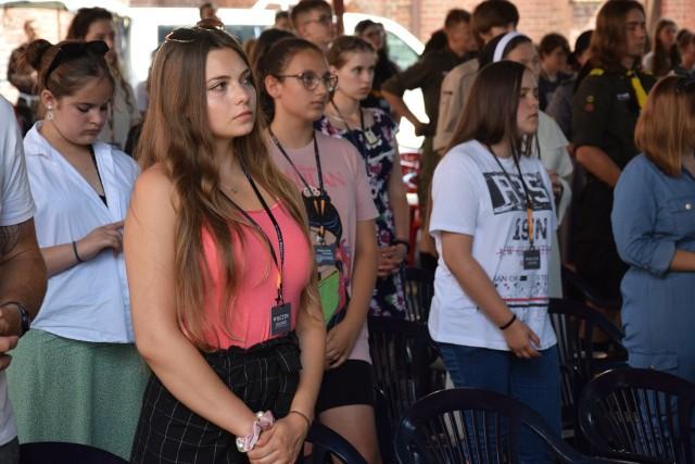 Spotkanie Młodych w Wołczynie