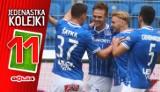 Lech Poznań przymierza srebrne medale. Jedenastka 36. kolejki PKO Ekstraklasy według GOL24 [GALERIA]
