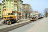 Remont drogi wojewódzkiej nr 627 w Ostrowi. Kiedy koniec prac? Zdjęcia 30.04.2021