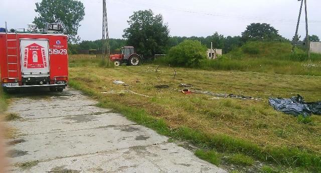 Mężczyźni pracujący w studzience kanalizacyjnej w Sosnowie zmarli w skutek zatrucia gazami.