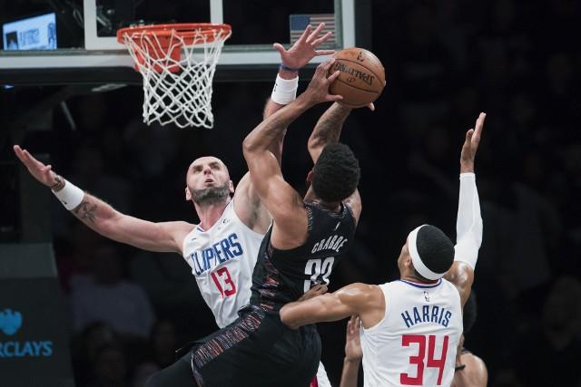 Marcin Gortat i jego koledzy z Los Angeles Clippers zajmują drugie miejsce w Konferencji Zachodniej NBA.
