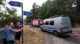 Śmiertelny wypadek autobusu w Parzniewicach, 23.06.2021. Nie żyje kierowca pojazdu