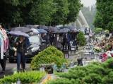 Ostatnia droga Zdzisława Badio. Ciało byłego więźnia niemieckiego obozu na Majdanku spoczęło na cmentarzu komunalnym