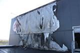 Bielsk Podlaski. Pożar w SM Bielmek. Tak wygląda wnętrze uszkodzonej proszkowni. Strażacy opublikowali nowe zdjęcia