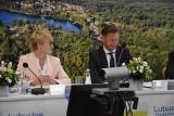 Konwent Marszałków w Lubniewicach. Rozmawiano o unijnych funduszach, koronawirusie i podziale Mazowsza