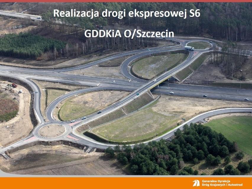 Realizacja drogi ekspresowej S6. Stan realizacji inwestycji