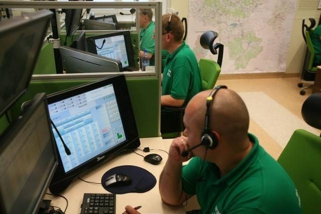 Wojewódzkie Centrum Powiadamiania Ratunkowego w Katowicach