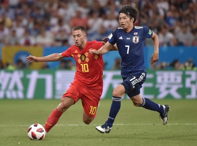 Po pokonaniu Japonii w piątek Belgowie zmierzą się z Brazylią