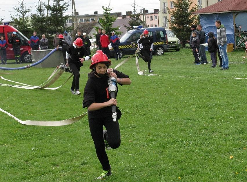 W sobotę (22 czerwca) na boisku sportowym przy Zespole Szkół  w Tuchomiu odbędą się gminne zawody strażackie.