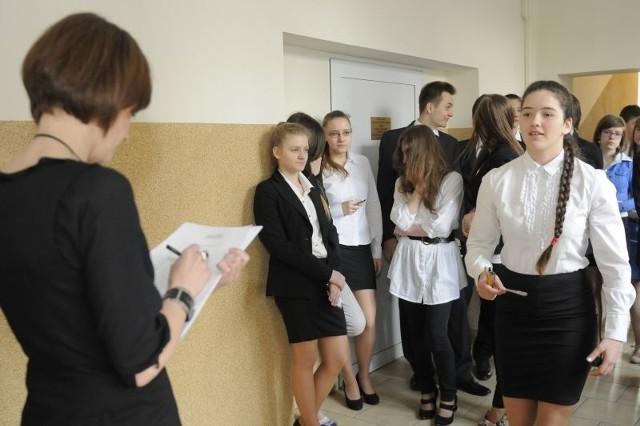 Egzamin gimnazjalny 2013.