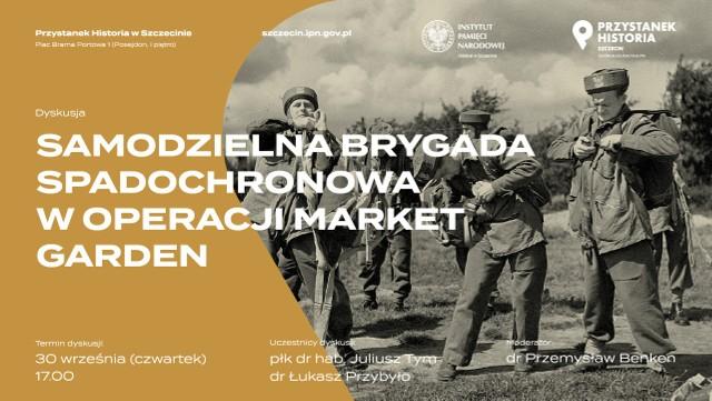 W środę 29.09 o 17 na pierwszym piętrze szczecińskiego Posejdona debata na temat mitów i kontrowersji dotyczących walk w Holandii