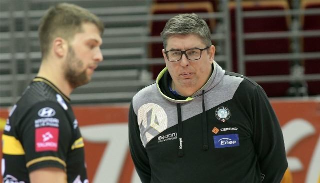 Robert Prygiel, trener radomskich siatkarzy