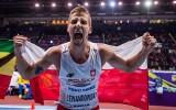 Marcin Lewandowski wicemistrzem świata w biegu na 1500 metrów! Krzewina mistrzem w sztafecie