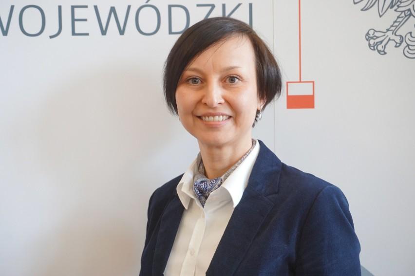 Wojewoda ogłosił dziś nowego rzecznika prasowego - została nim Agnieszka Strzępka