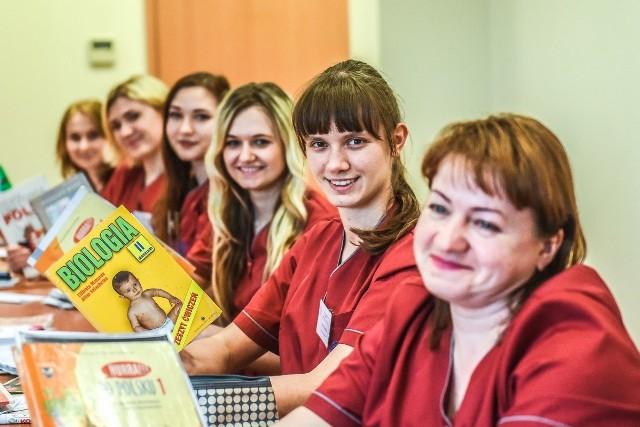 Sporo czasu zajmuje pielęgniarkom opanowanie języka polskiego