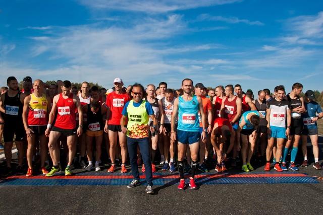 Bieg Ognia i Wody od początku cieszy się dużą popularnością wśród sympatyków biegania