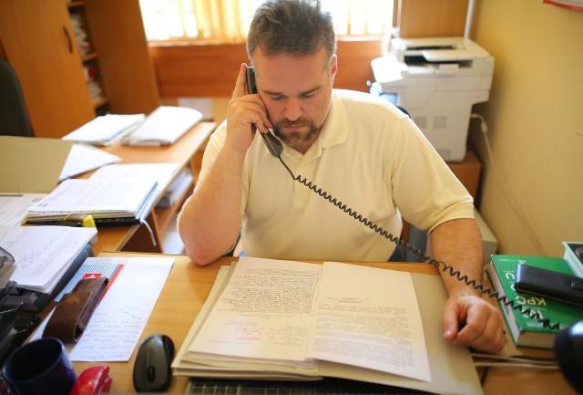 Telefon miejskiego rzecznika konsumentów jest jednym z nielicznych, które jeszcze działają