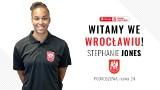 Zawodniczka z USA - Stephanie Jones dołącza do Ślęzy Wrocław
