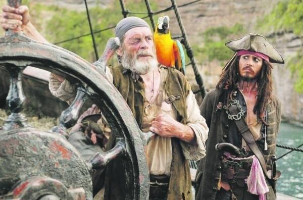 """""""Piraci z Karaibów: na krańcu świata"""": 25.12, godz. 22.20"""